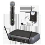 обеспечение звуковым оборудованием
